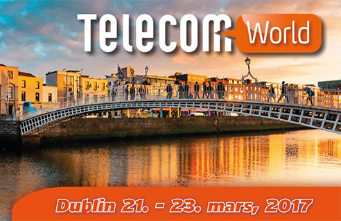 Smallworld sponsor på Telecom World
